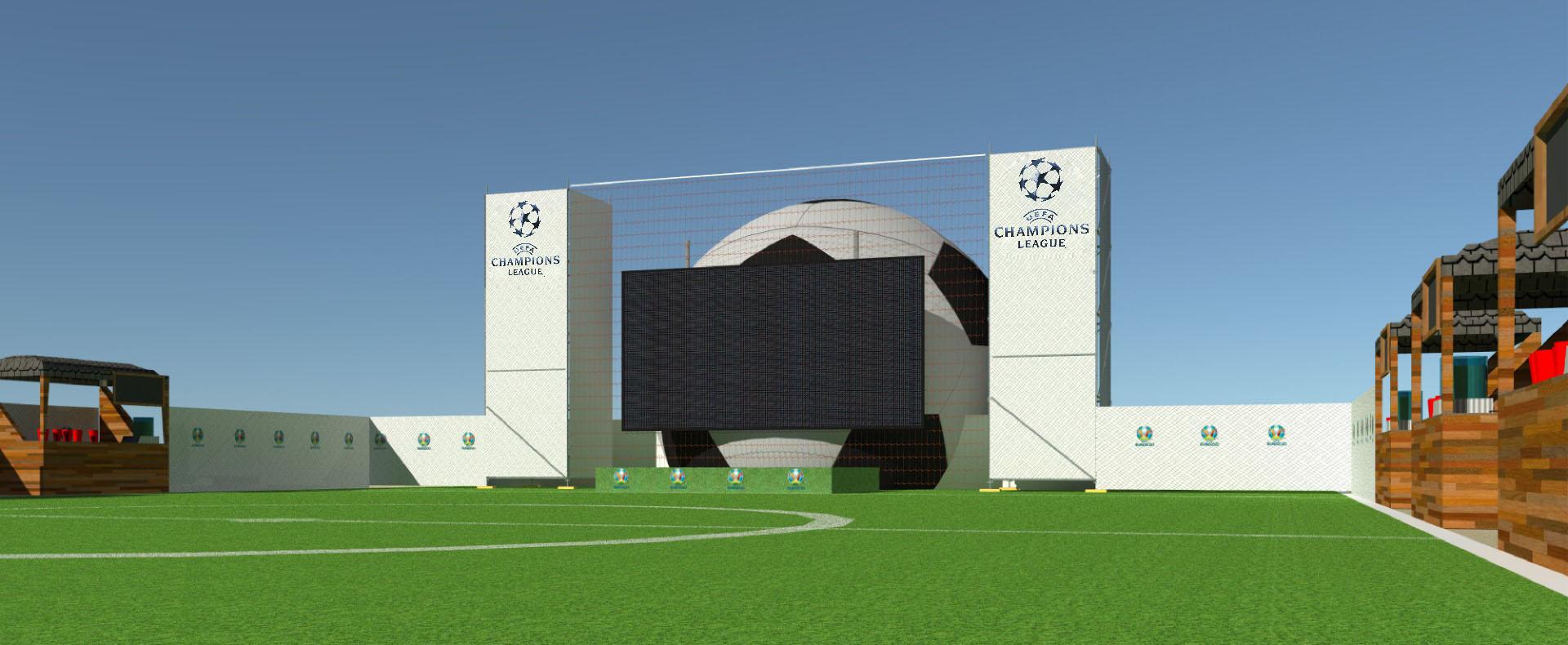Fun Zone UEFA Champions League