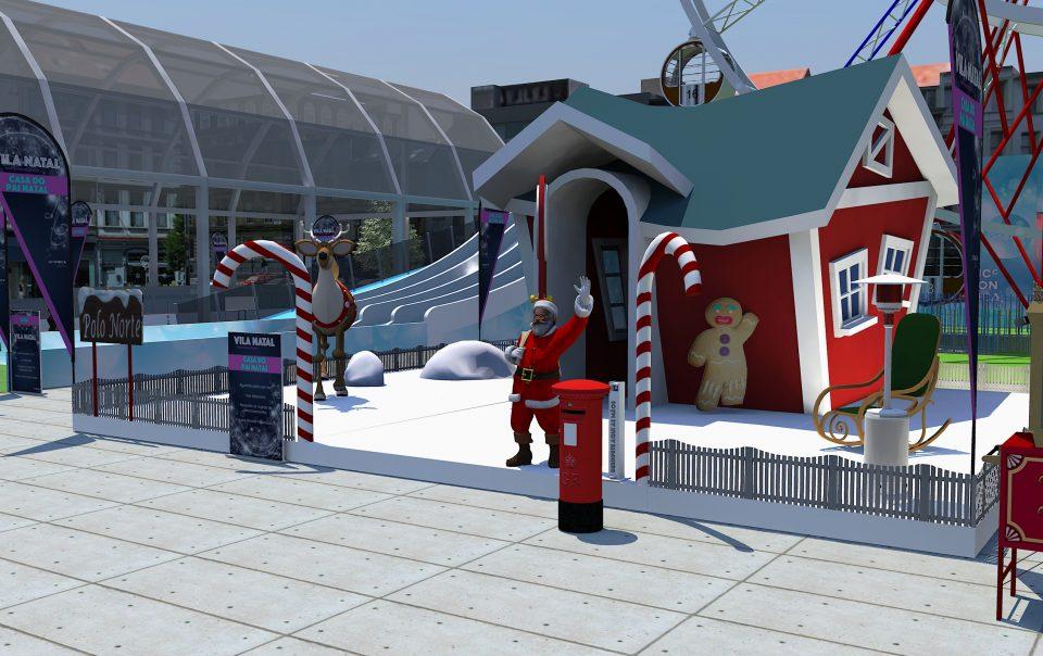 Vila de Natal - casa pai natal